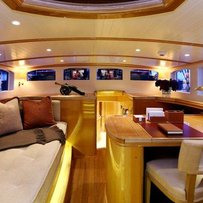 Marie Yacht Private Office
