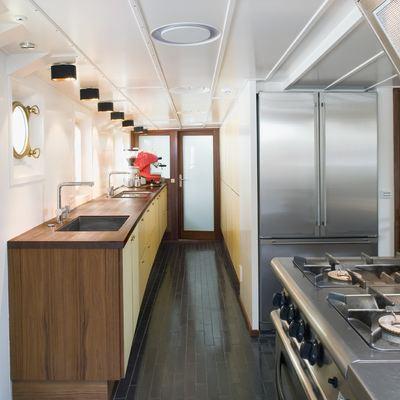 Navigator Yacht Galley