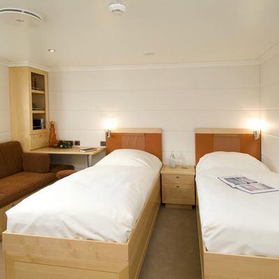 Hanse Explorer Yacht Twin Stateroom