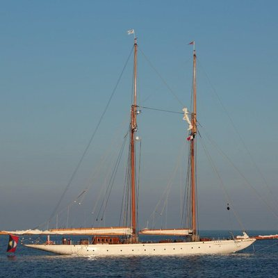 Germania Nova Yacht Main Profile