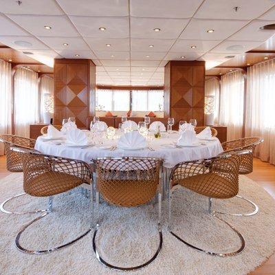 Northlander Yacht Dining Salon