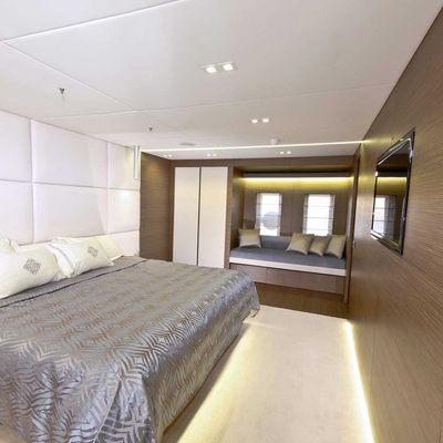 Ipanemas Yacht VIP Stateroom