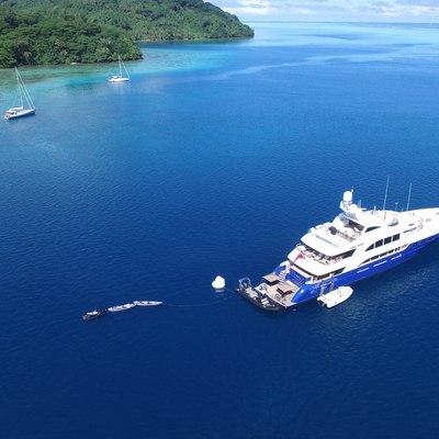 La Dea II Yacht