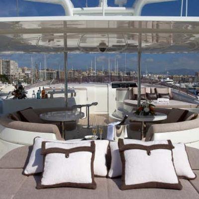 Matsu Yacht Sun Bathing