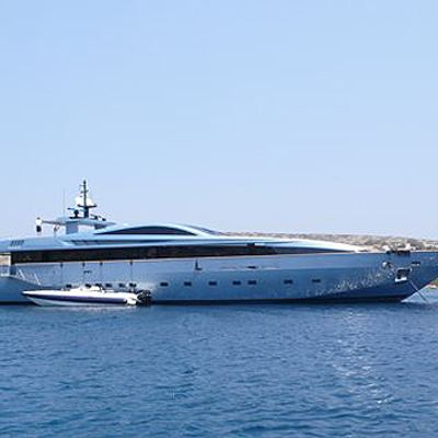 Seakid Yacht Profile with Tender