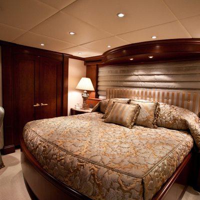 Keri Lee III Yacht Double Guest Stateroom