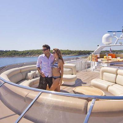 Daloli Yacht Lifestyle - Circular Seating