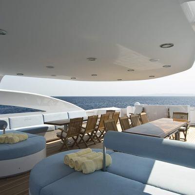 O'Neiro Yacht Sunpads