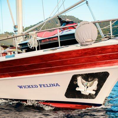 Wicked Felina Yacht