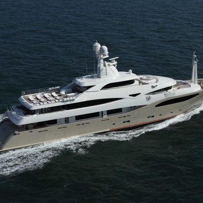 Light Holic Yacht Running Shot - Main Profile