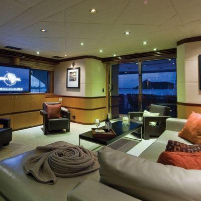 Chosen One Yacht Salon - Screen