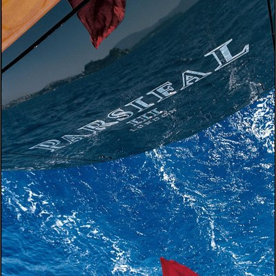 Parsifal III Yacht Detail