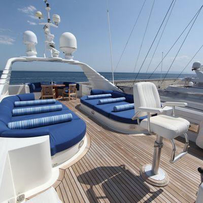 Jaan Yacht Sunpads