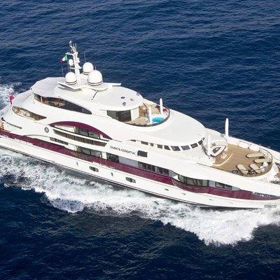 Quite Essential Yacht Overhead