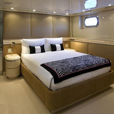 Maverick II Yacht Guest Stateroom
