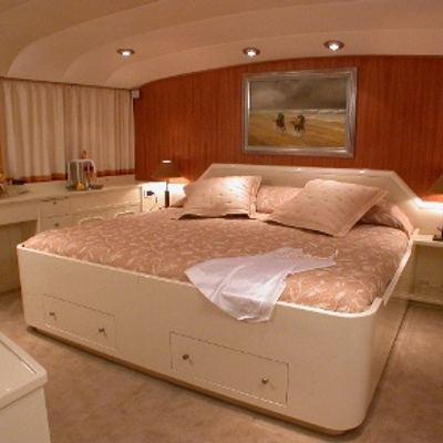 Ava Yacht Master Stateroom