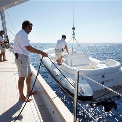 Twizzle Yacht Tender Launch