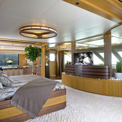 Neom Yacht Master Cabin