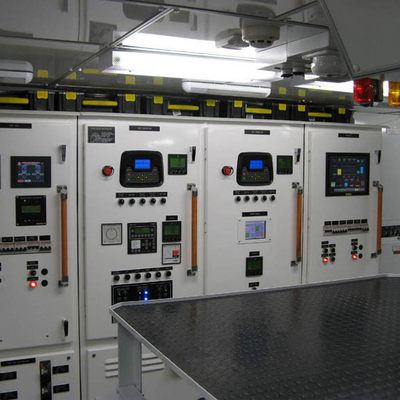 Dragon Yacht Control Room