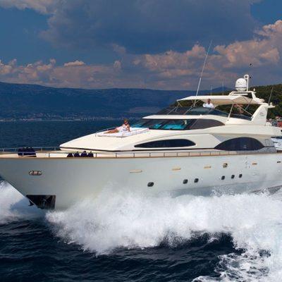 Happy Spirit Yacht In action