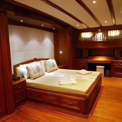 Kaya Guneri V Yacht