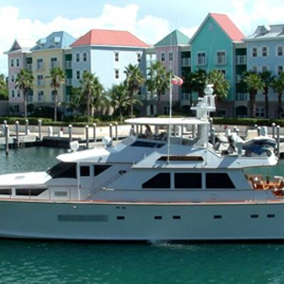 Captivator Yacht