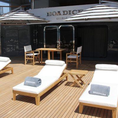Boadicea Yacht