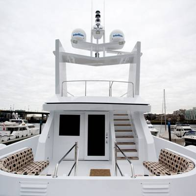 Liquidity Yacht Exterior Seating