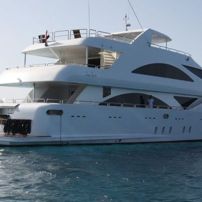 Seven Spices Yacht Side View