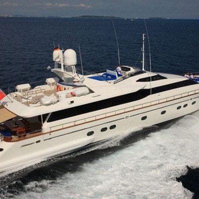 Bojangles Yacht