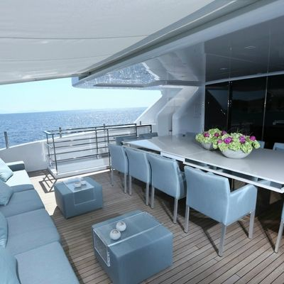 Ipanemas Yacht Upper Deck