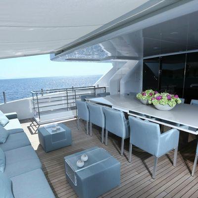 Ipanemas Yacht Upper Deck