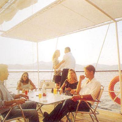 Sea Crown Deck Seating
