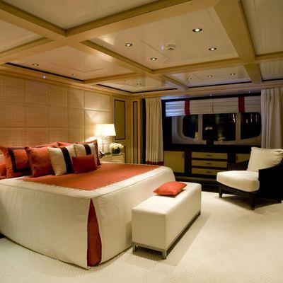 Odessa Yacht Master Stateroom