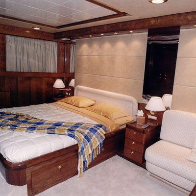 White Knight Yacht Master Stateroom