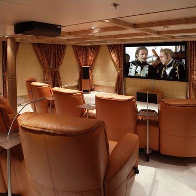 Moonlight II Yacht Cinema