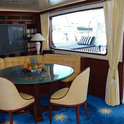 Azizam Yacht