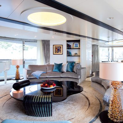 Quite Essential Yacht Salon - Seating