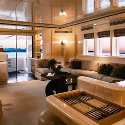 Carmen Serena Yacht Salon