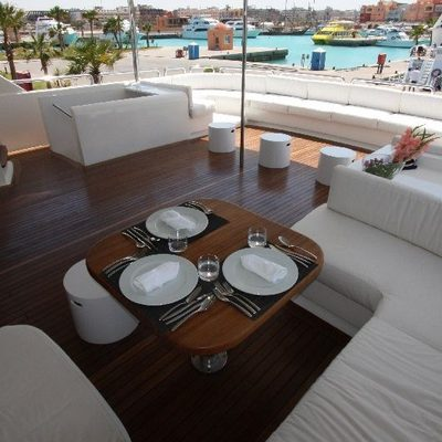 Seven Spices Yacht Dining