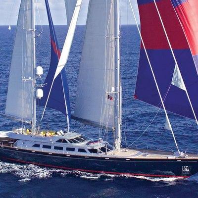 Andromeda la Dea Yacht Sailing