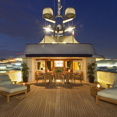 Legend Bridge Deck Aft
