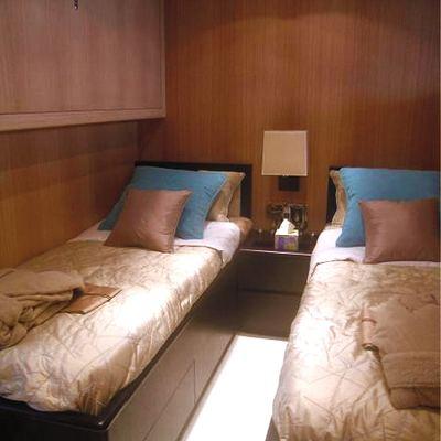 Best Mountain Yacht Twin Cabin