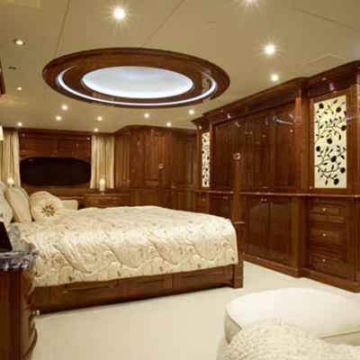 One More Toy Yacht Master Stateroom - Side View