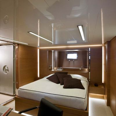 4A Yacht Guest Stateroom - Overview