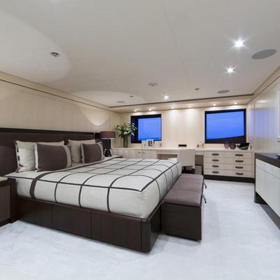 Revelry Yacht Master Stateroom