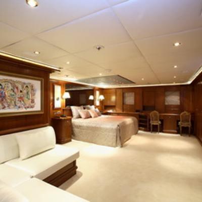Loretta Yacht VIP Stateroom