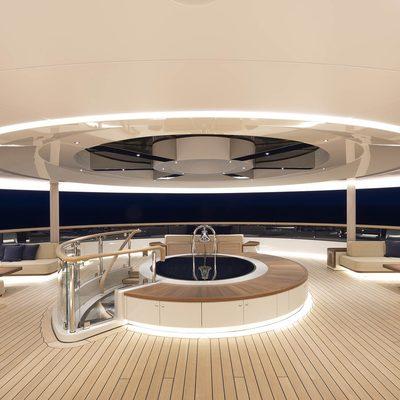 Flying Fox Yacht