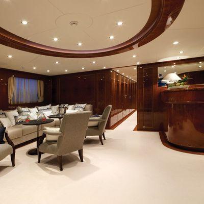 Baron Trenck Yacht Sky lounge
