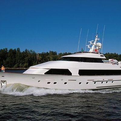 Afterglow Yacht Main Profile